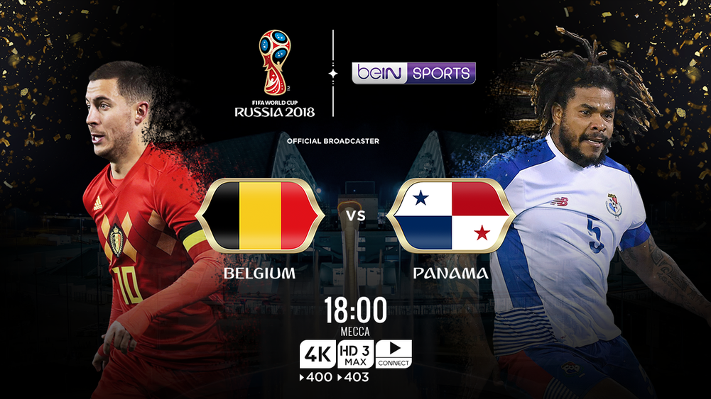 Belgium vs. Panama - Football Match Report