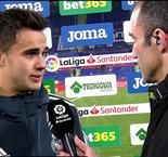 Sergio Reguilón Interview After Real Madrid's 0-0 Draw At Getafe