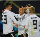 Amical:GERMANY 3 RUSSIA 0