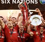 Wales stars recognised for Six Nations heroics