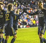 Union Win 6-1, Rooney Leads DC as Galaxy and LAFC Are Frustrated