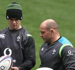 Ireland's Schmidt rests key men for Italy clash