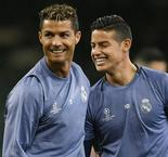 Only Ronaldo and James Can Decide Real Madrid Futures - Valderrama