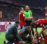 Kimmich 'almost in tears' over Coman injury