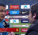 El Clasico: Keylor Navas Post-Match Interview
