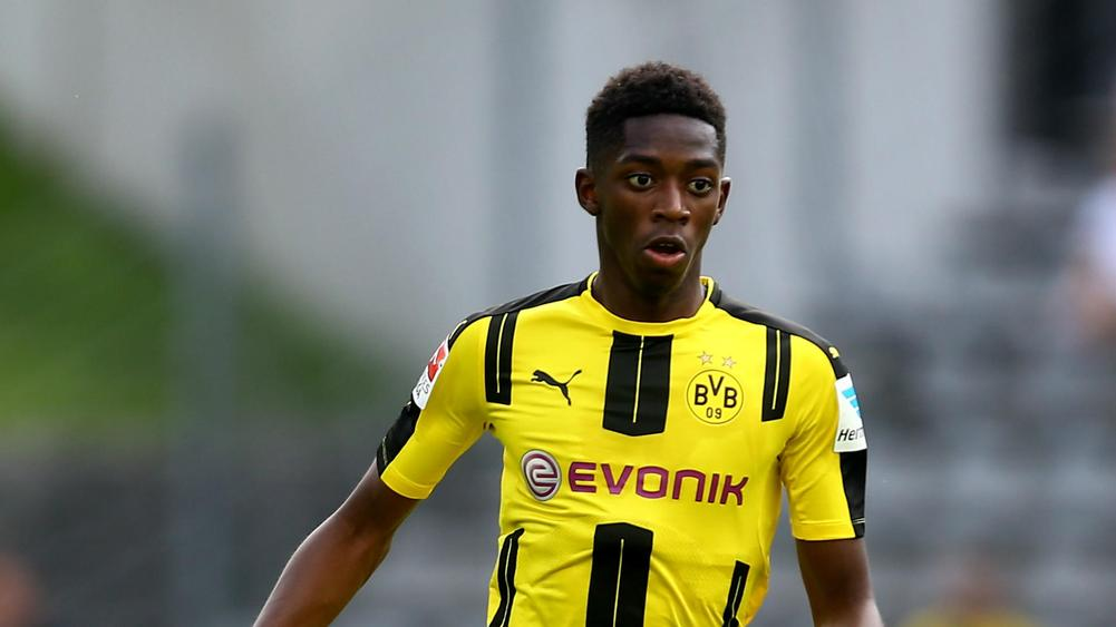 Image result for dembele dortmund