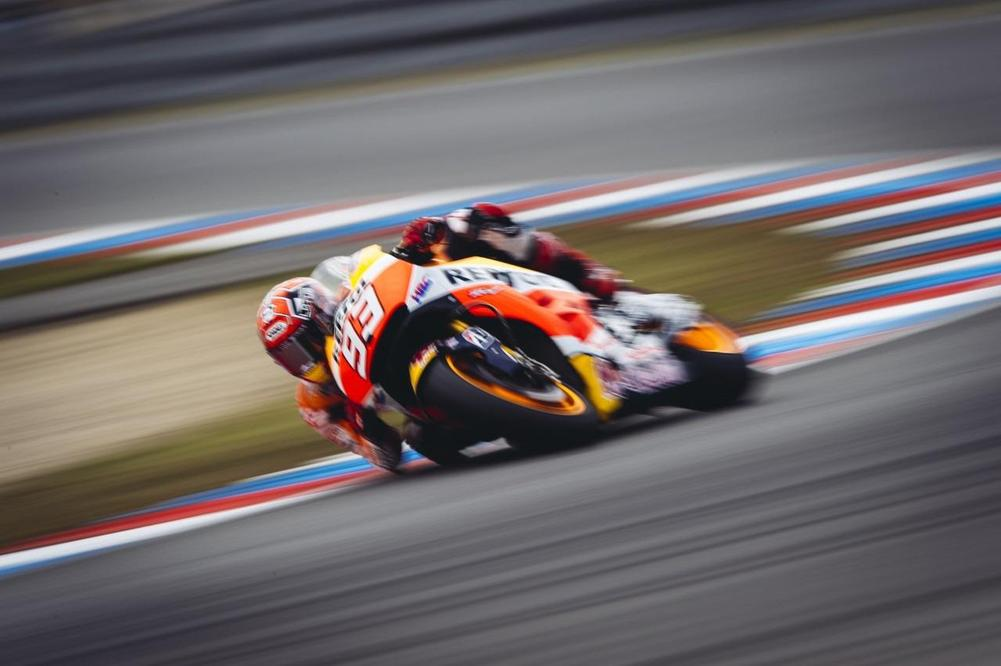 Marc Marquez Headlines Friday With Stunning Save, Speed