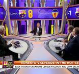 The Locker Room: Ernesto Valverde In The Hot Seat At Barcelona After Copa Defeat