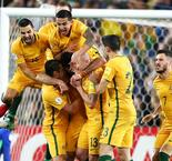 Jedinak hat-trick fires Socceroos to World Cup