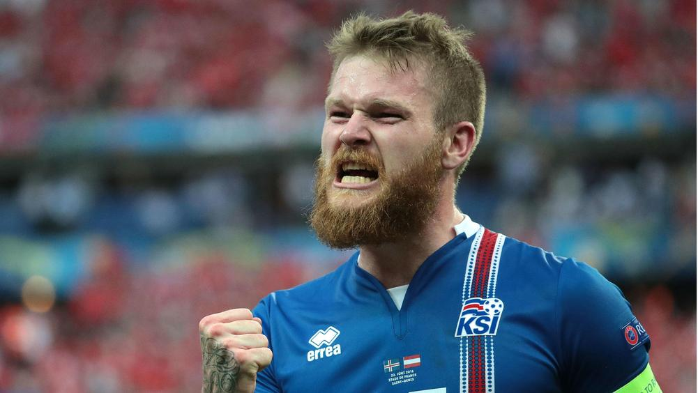 Image result for beard Aron Gunnarsson