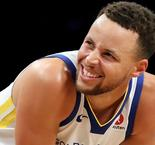 Curry out for at least two weeks with ankle sprain