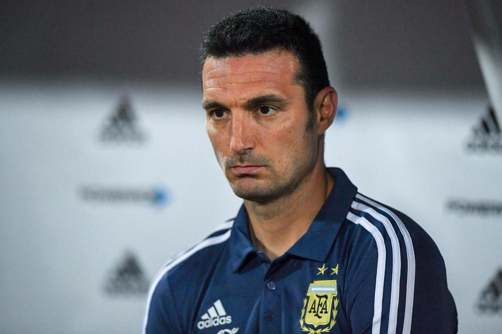 Argentina Coach Explains Why His Side Lost 2-0 To Colombia
