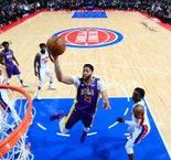 NBA : Anthony Davis cartonne Detroit !