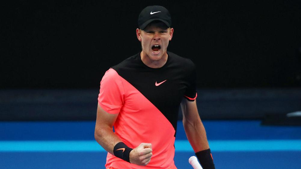 Kyle Edmund replaces Andy Murray as British number one