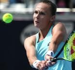 Rybarikova, Strycova safely through at Linz Open
