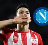 Report: Lozano Finalizing Napoli Switch