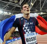 World 800m champion Bosse sustains facial fractures in 'violent assault'