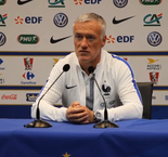 Deschamps hails 'extraordinary' Mbappe