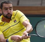 Cilic Bows Out As Del Potro And Raonic Progress At Indian Wells