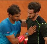 Nadal and Federer delighted to welcome Murray back to ATP Tour