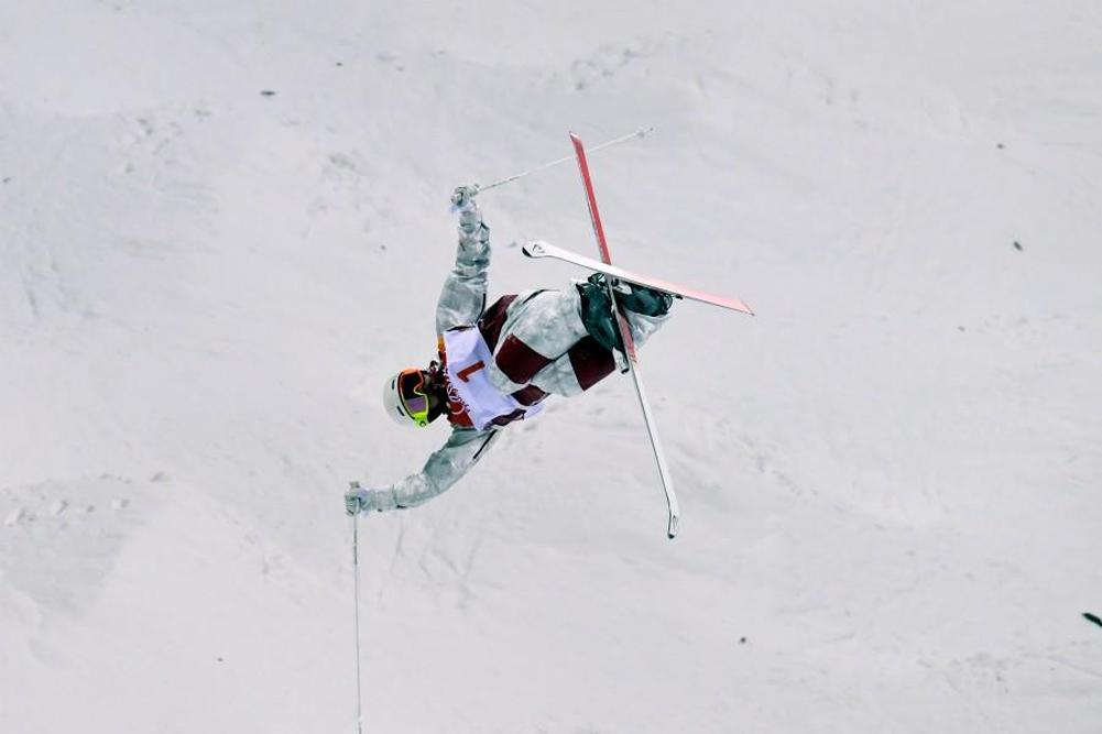 Ski acrobatique Bosses: Le Canadien Kingsbury en