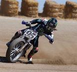 JD Beach Ready To Race Blue Groove At American Flat Track Finals This Weekend