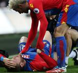 Palace loses Wickham for season