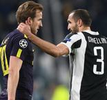 Kane makes UCL history with Juventus strike