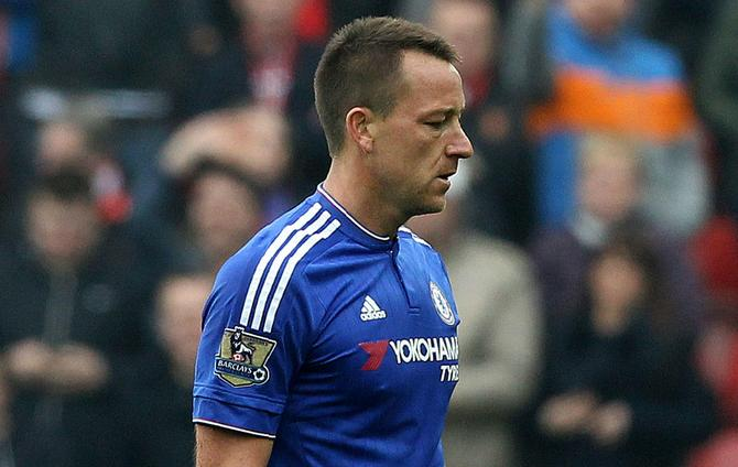 John Terry May Have Played Last Game for Chelsea Following Red