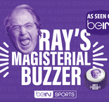 Ray Hudson's Magisterial Buzzer Giveaway