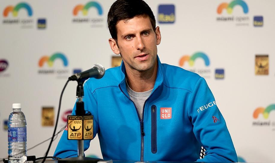 "Djokovic: ""Men should earn more that the women"""