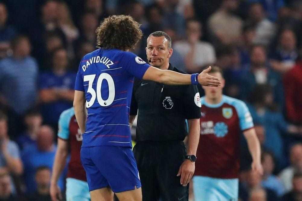 "Chelsea-David Luiz: ""C'était de l'anti-football"""