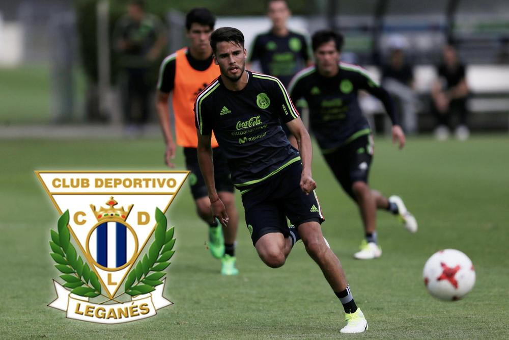 Diego Reyes joins Leganes on loan from Fenerbahce
