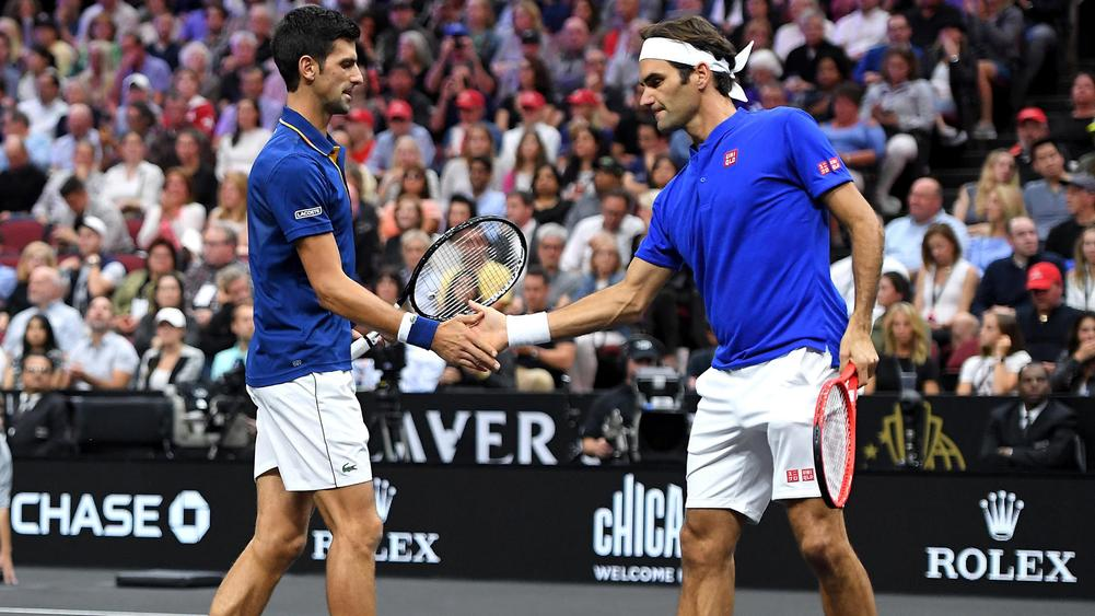 Europe leads Laver Cup despite shock defeat for star duo