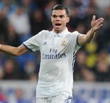 Pepe criticises unenthusiastic Real Madrid fans