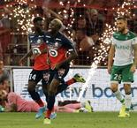 Highlights: Osimhen Shines Again As Lille Win, 3-0, Over Saint-Etienne