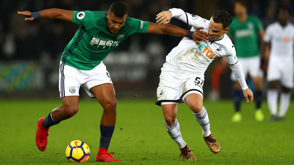 West Brom lacked quality against Swansea - Alan Pardew