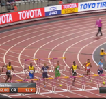 IAAF World Championships: Day four in 60 seconds