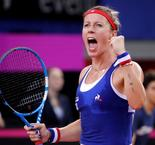 Fed Cup : Parmentier, choix gagnant !