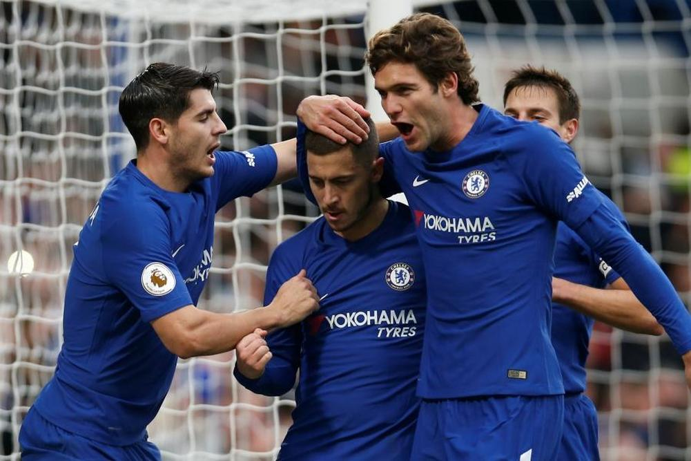 Hazard voit double et Chelsea renverse Newcastle — Premier League
