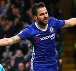 Fabregas departs Chelsea for Monaco