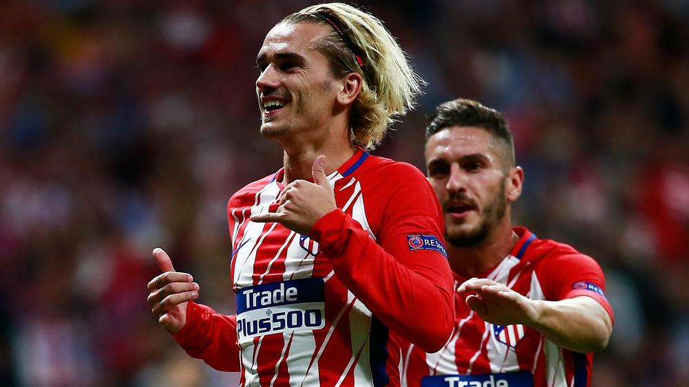 Plus500 renews shirt deal with Atlético Madrid