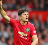 Mourinho jokes Maguire arrived at Manchester United a year too late
