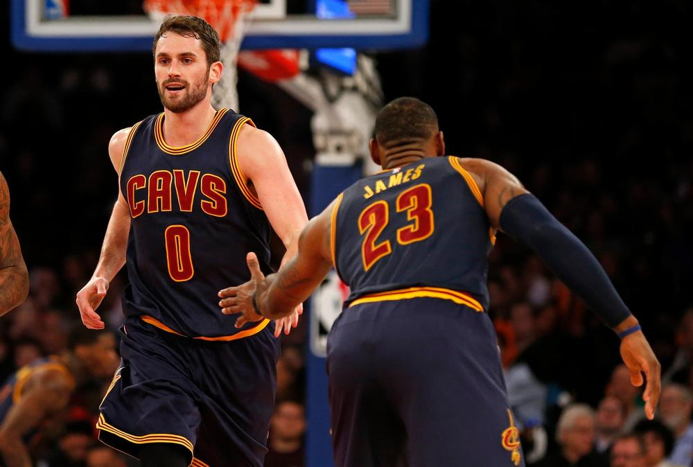 Kevin love lieutenant indispensable for Interieur sport lebron james