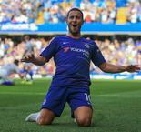 Hazard Out Of Chelsea Squad To Face PAOK
