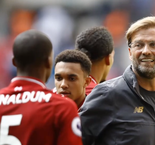 Klopp's best bits after beating Spurs at Wembley