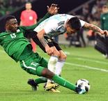Nigeria stuns Argentina after stirring comeback