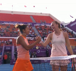 Qatar Total Open Highlights: Petra Kvitova beat Cagla Buyukakcay