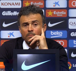 Enrique keen to continue changing Barca formation