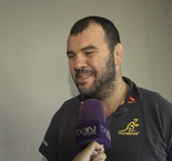 Michael Cheika retaliates in war of words with Eddie Jones